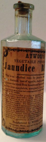 attwood bitters lable 1