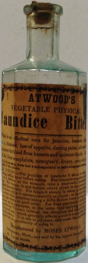 attwood bitters lable 2