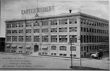 CARTER INK COMPANY