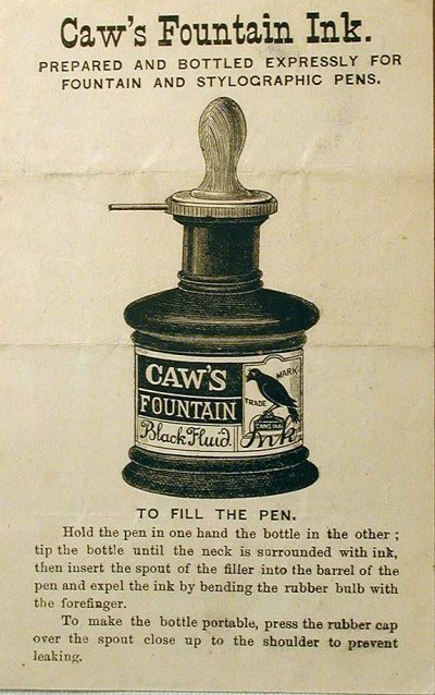 caws ink ad