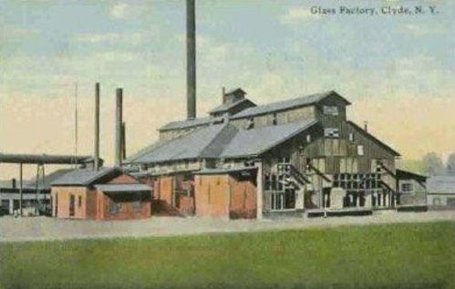 clyde glass factory
