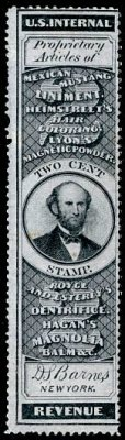 hagan stamp