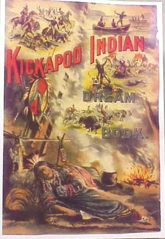 kickapoo dream book