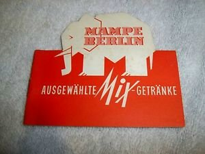 mampe booklet 50-60
