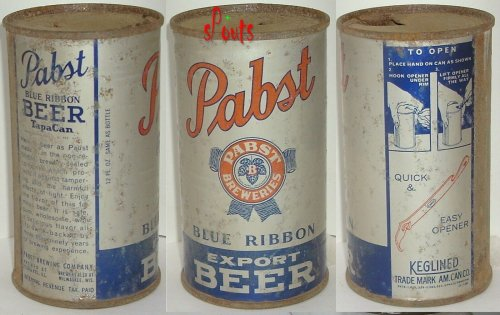 pabst flat top