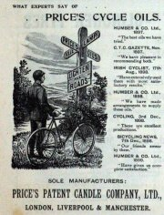 prices ad 1889