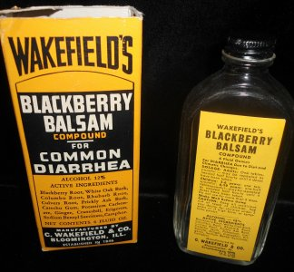 wakefeild blackberry screw cap